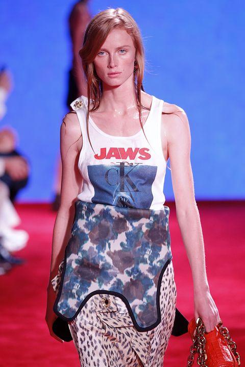 Calvin Klein Collection - Runway - September 2018 - New York Fashion Week