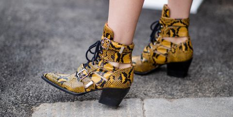 877b29b25ac7c How to Style All Your Different Ankle Boots This Season