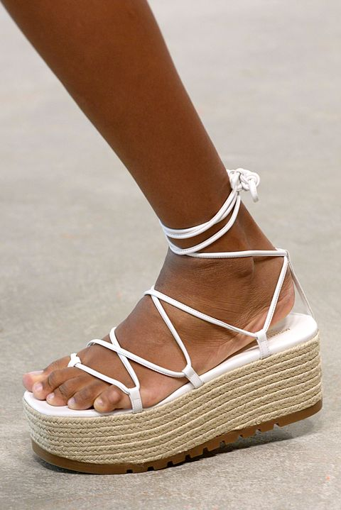 Footwear, Shoe, Sandal, Tan, Ankle, Fashion, Leg, Beige, Joint, Wedge,