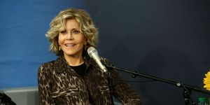 SiriusXM's Hoda Kotb Interviews Oscar Winner Jane Fonda And Director Susan Lacy During A Town Hall Event In New York
