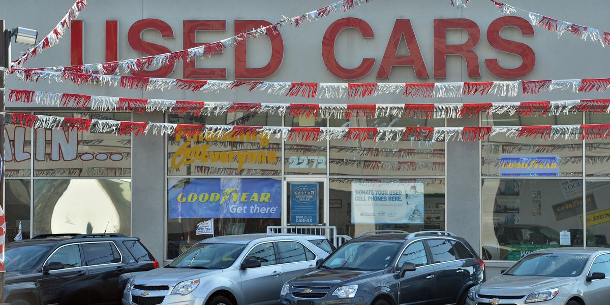 Used Car Prices Rising Fast, with Some Models Up 30 Percent or More