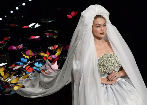 Moschino Ss19 Show Milan Fashion Week Front Row