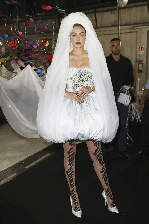Moschino Backstage Milan Fashion Week Ss19