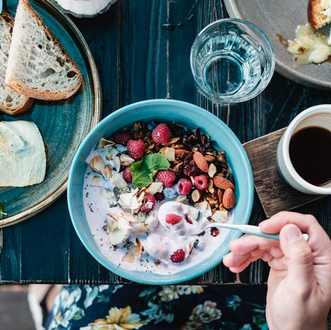 desayuno saludable ideas