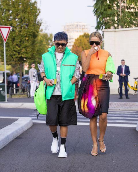 Street fashion, Fashion, Snapshot, Pedestrian, Vehicle, Road, Street, Car, Infrastructure, Walking,