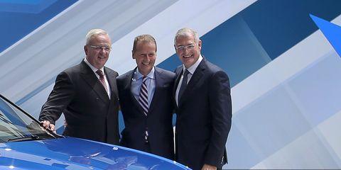 International Motor Show (IAA) - Volkswagen presentation