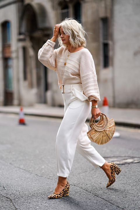 White, Street fashion, Clothing, Fashion, Jeans, Footwear, Shoulder, Trousers, Shoe, Neck,