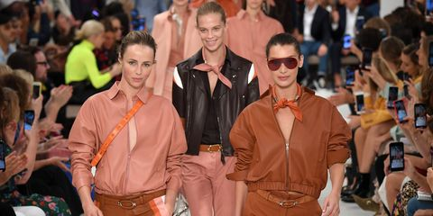 5a66c78a9 41 Looks From Tod's Spring Summer 2019 MYFW Show – Tod's Runway at ...