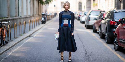 Street Style Milan Fashion Week Spring/Summer 2019