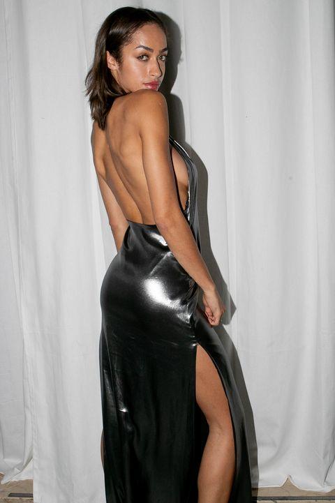 Naked dresses at the amfAR Gala in Milan
