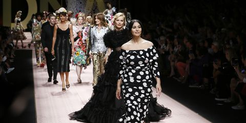 cbf4d6c2 Dolce & Gabbana spring/summer 2019