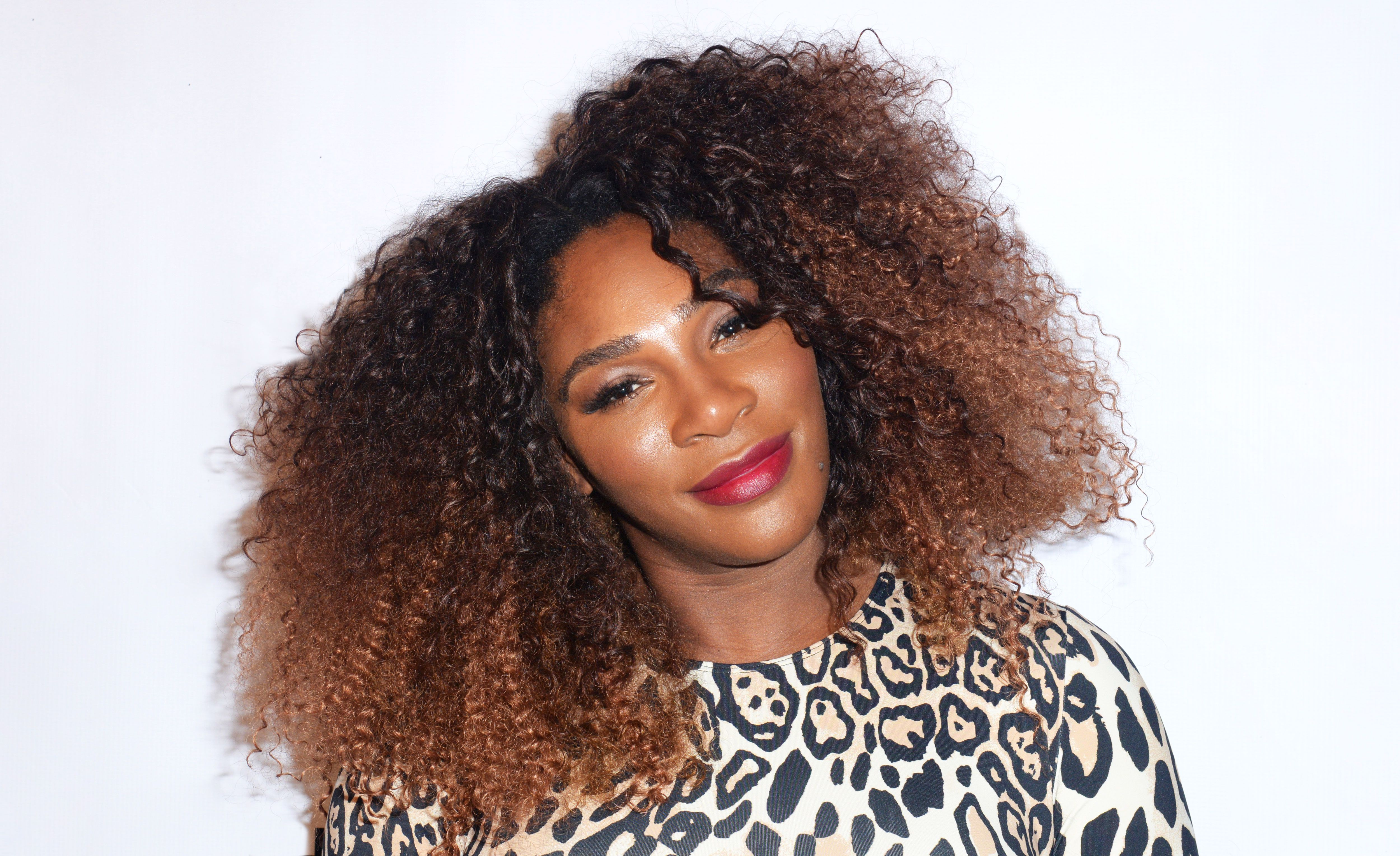 Serena Williams Goes Topless, Sings 'I Touch Myself' For Breast Cancer Awareness Month