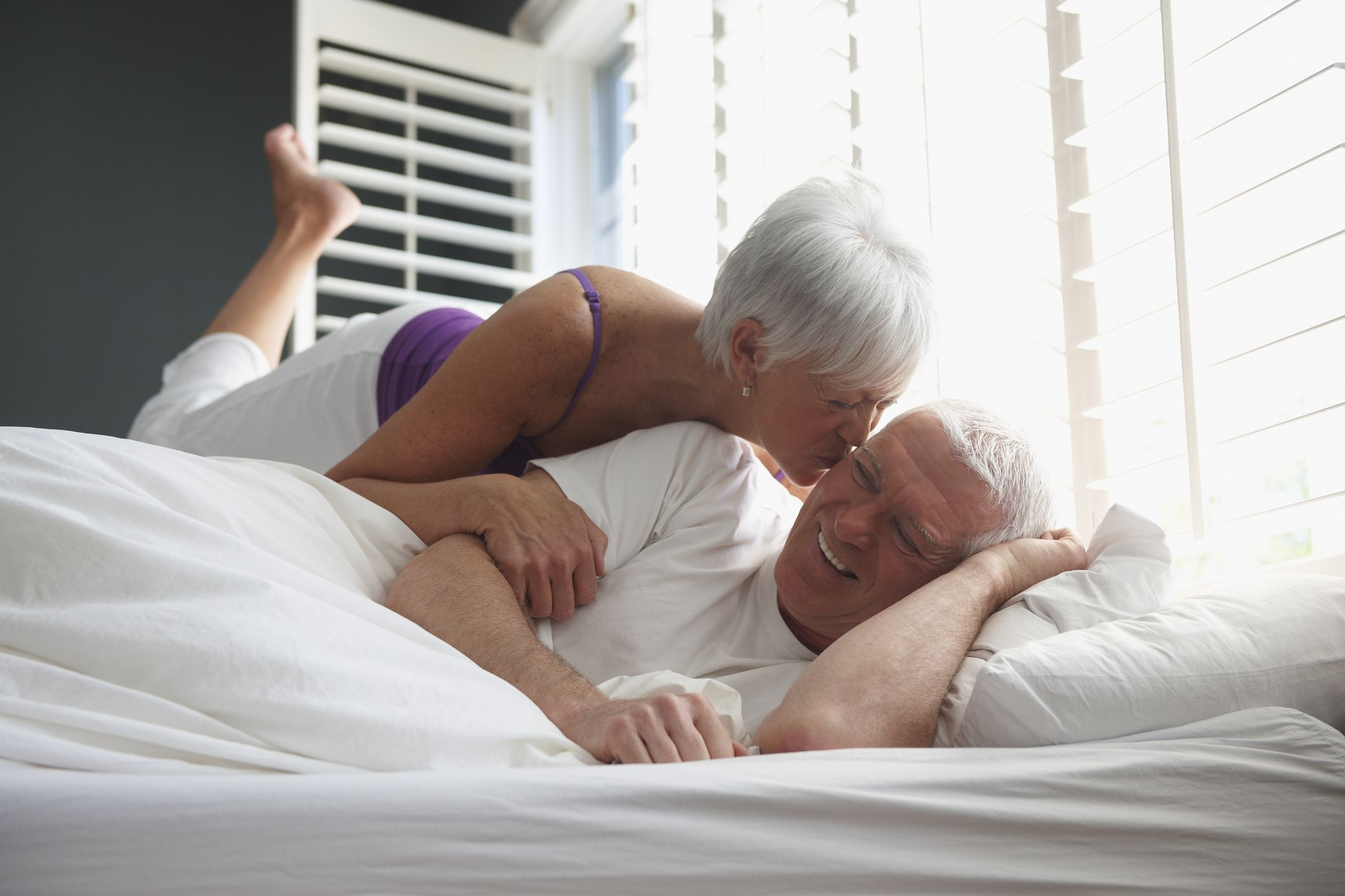 Positions for 60 sex over How to