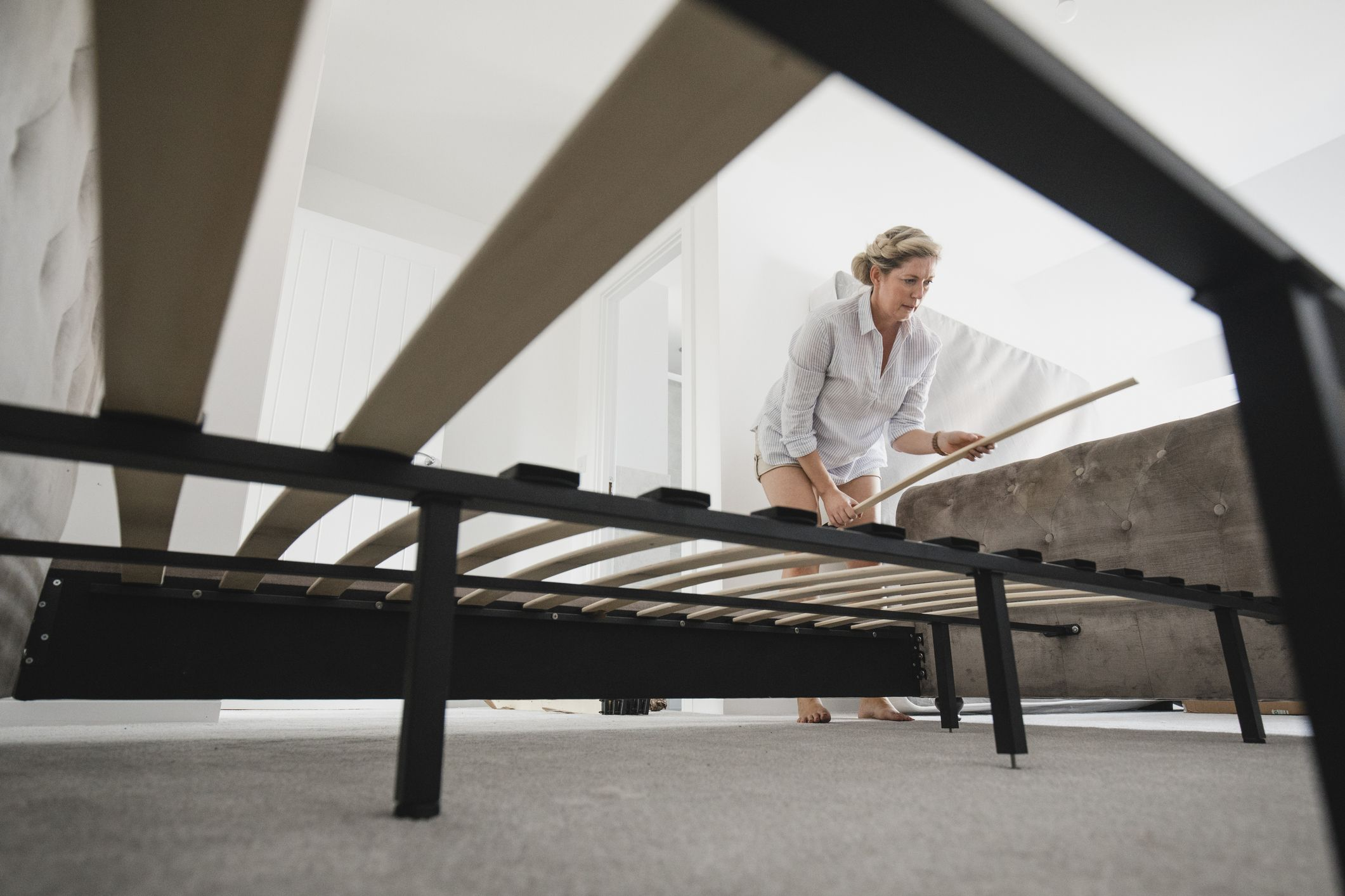 Your Step-by-Step Guide to Building a Platform Bed Frame
