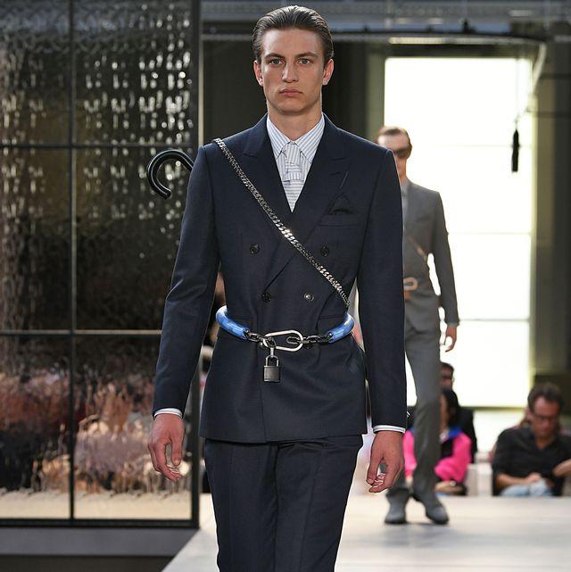 Accesorios traje de chaqueta