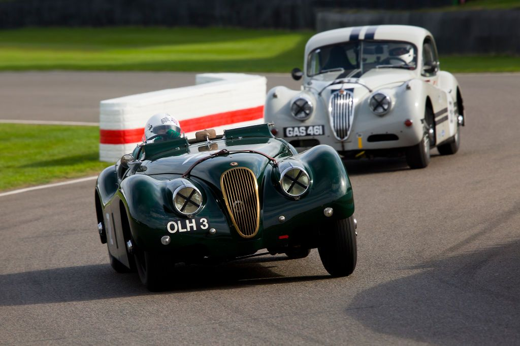 Watch the 2019 Goodwood Revival Right Here