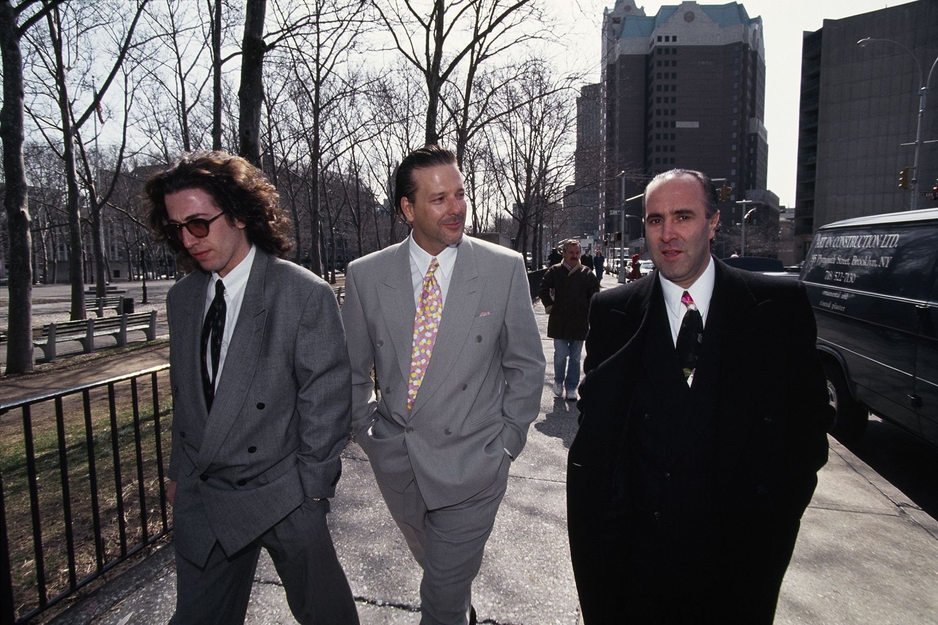 Mickey Rourke Was A Founding Father Of The Big, Bulky Fit