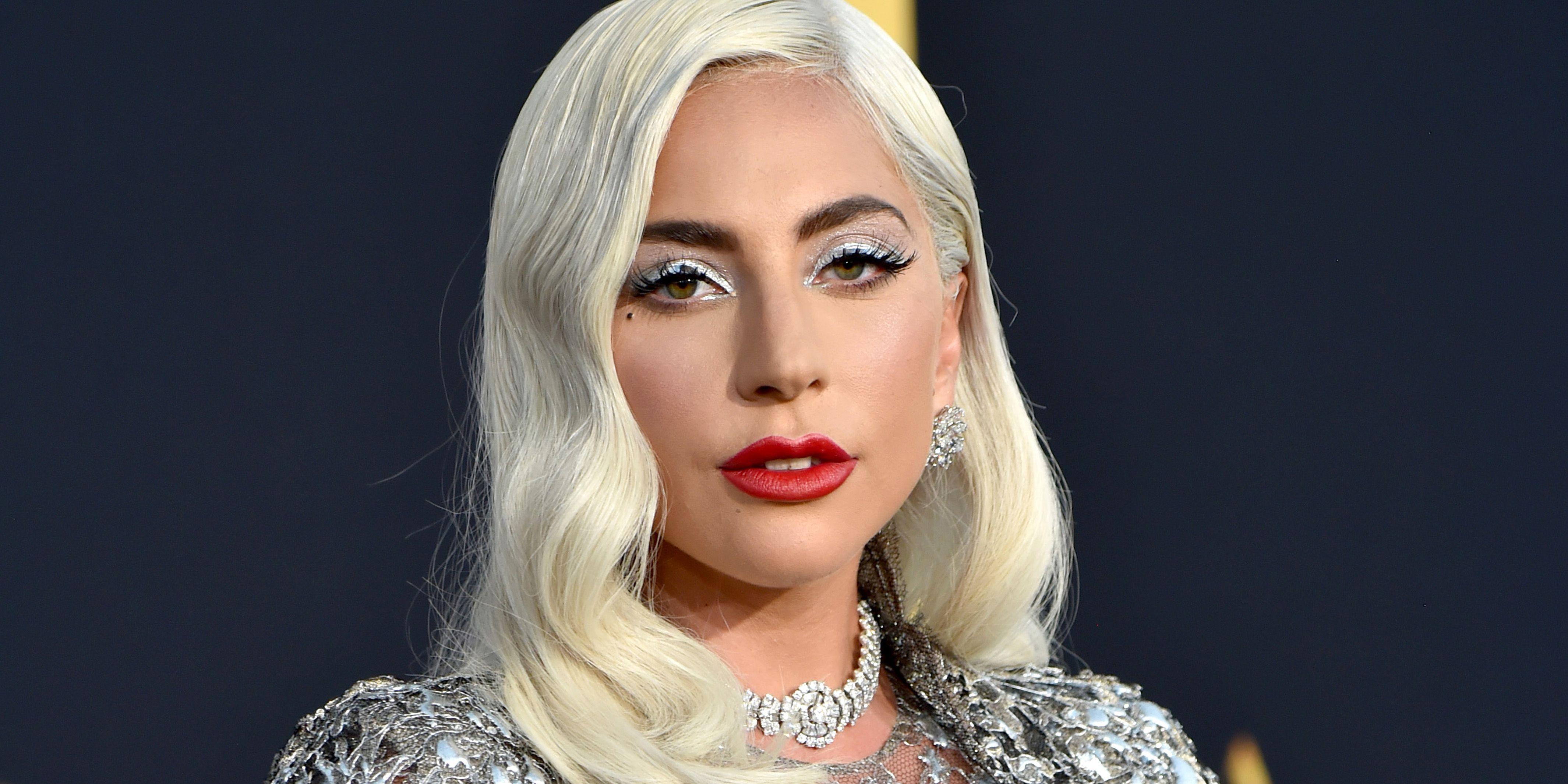 Lady Gaga at A Star Is Born premiere
