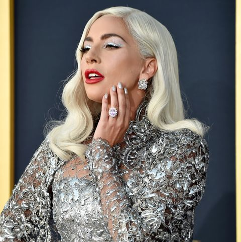 how much did lady gaga s pink engagement ring cost