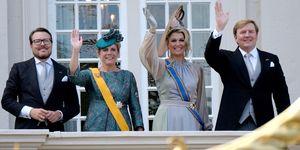 Prins Constantijn: 'Ik ga nooit meer in een panel zitten zonder vrouw'