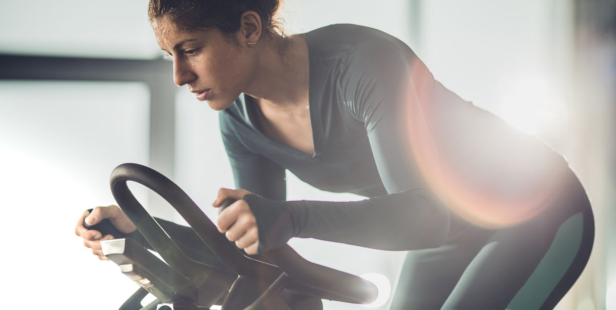 3 (Non-Boring) Spin Workouts That Torch Calories, Boost Your Speed, and Build Strength