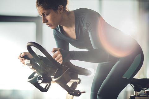 3 (Non-Boring) Spin Workouts For Strength and Speed