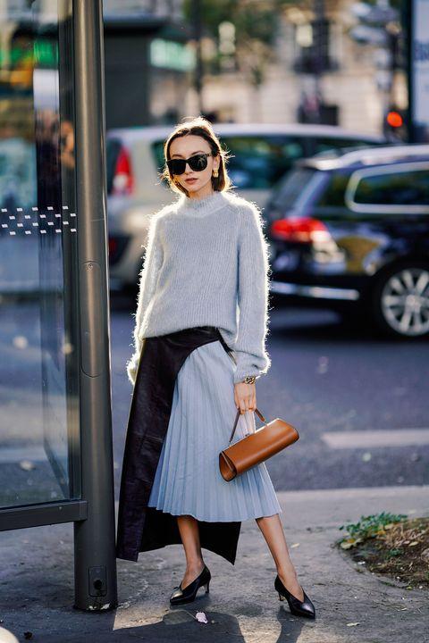 streetstyle paris fashion week, come vestirsi minimal chic, come vestire minimal, come vestirsi come una parigina