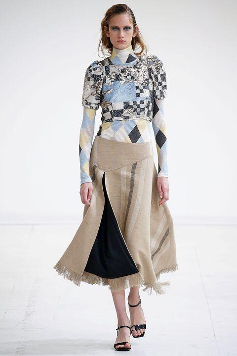 Arthur Arbesser - Runway - Milan Fashion Week Spring/Summer 2019