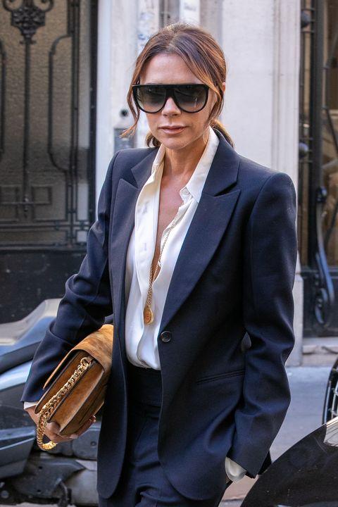 Suit, Eyewear, Clothing, Street fashion, Blazer, Sunglasses, White-collar worker, Formal wear, Outerwear, Fashion,