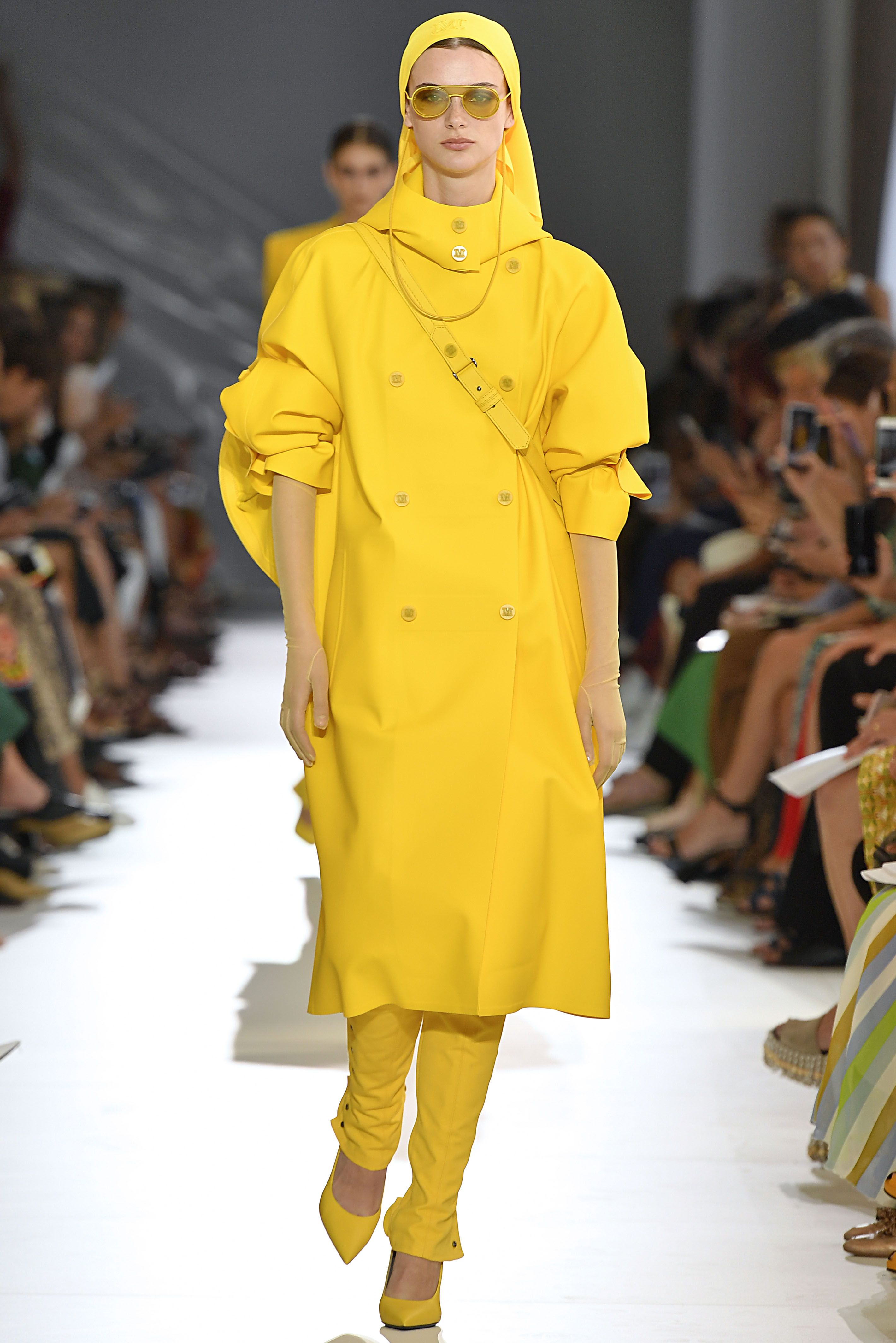 Max Mara - Runway - Milan Fashion Week Spring/Summer 2019