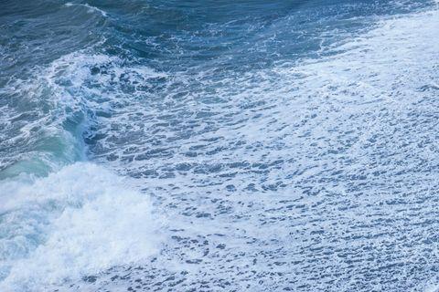 Sea Surf, Atlantic Ocean at Vik, Iceland