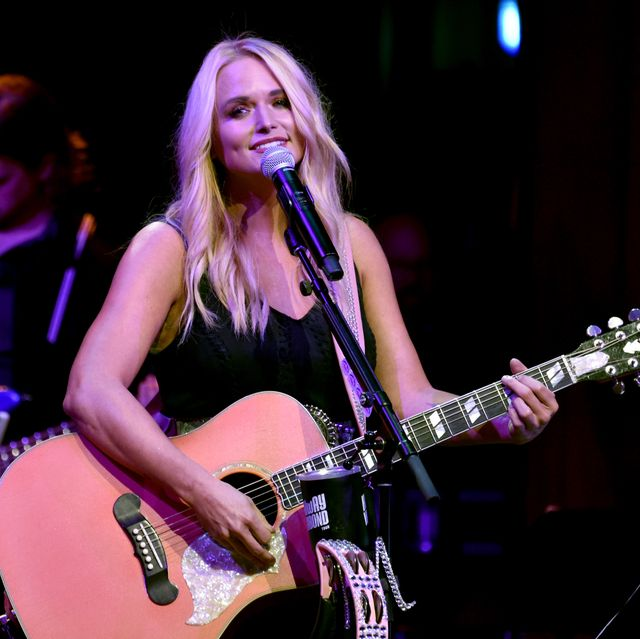 Country Music Hall Of Fame And Museum 2018 Artist In Residence Miranda Lambert Performs A Second Sold-Out Show