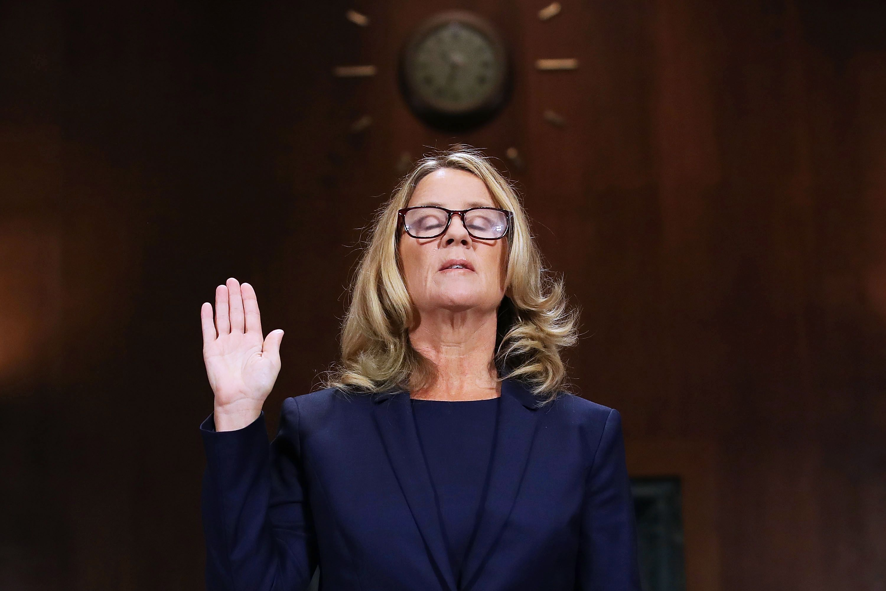 ae0e559be2fbb These Celebrities Have Made Their Support for Christine Blasey Ford Public  on Social Media