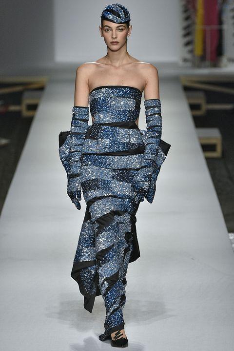 cdbd520f5756 Best Runway Looks Spring/Summer 2019 Milan Fashion Week — The Best ...