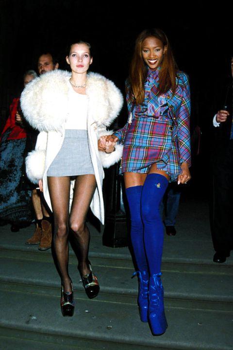 Clothing, Fashion, Tights, Fur, Leg, Fashion design, Event, Footwear, Fun, Thigh,