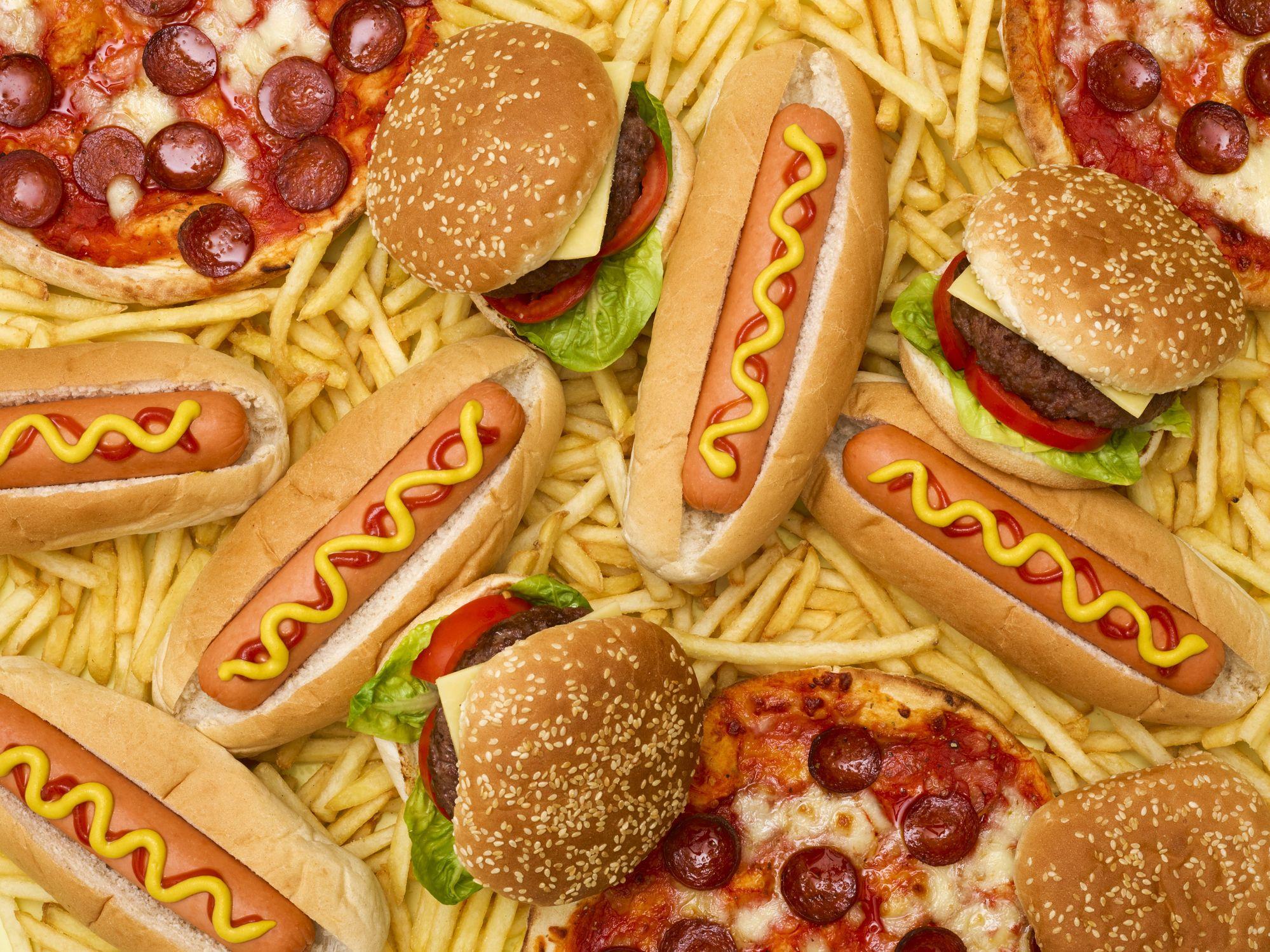 Los riesgos que tienen los alimentos procesados sobre nuestra salud