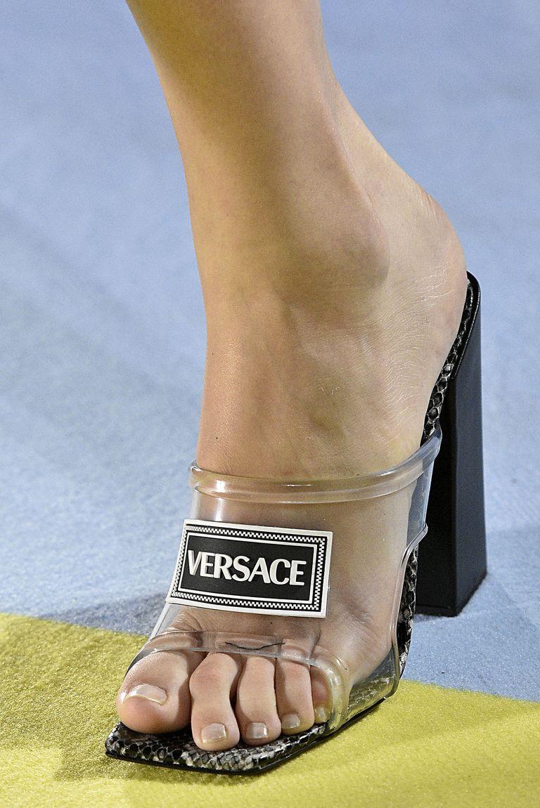 Spring 2019 Shoe Trends at Fashion Week