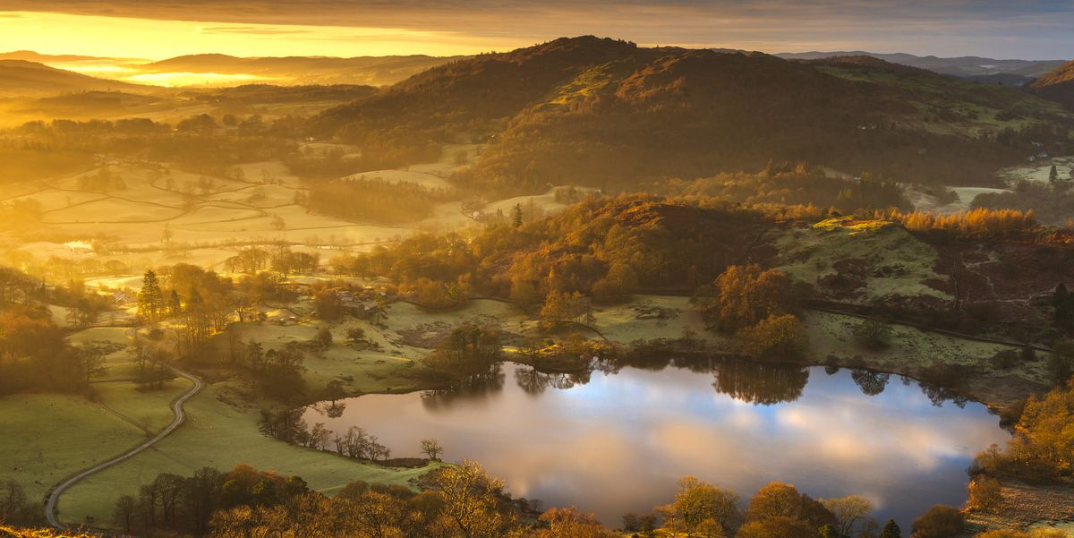 This national park was ranked number one in the UK