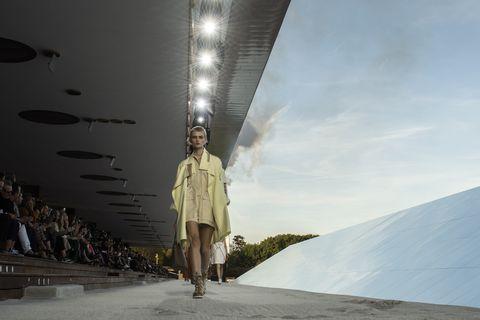Hermes : Runway - Paris Fashion Week Womenswear Spring/Summer 2019
