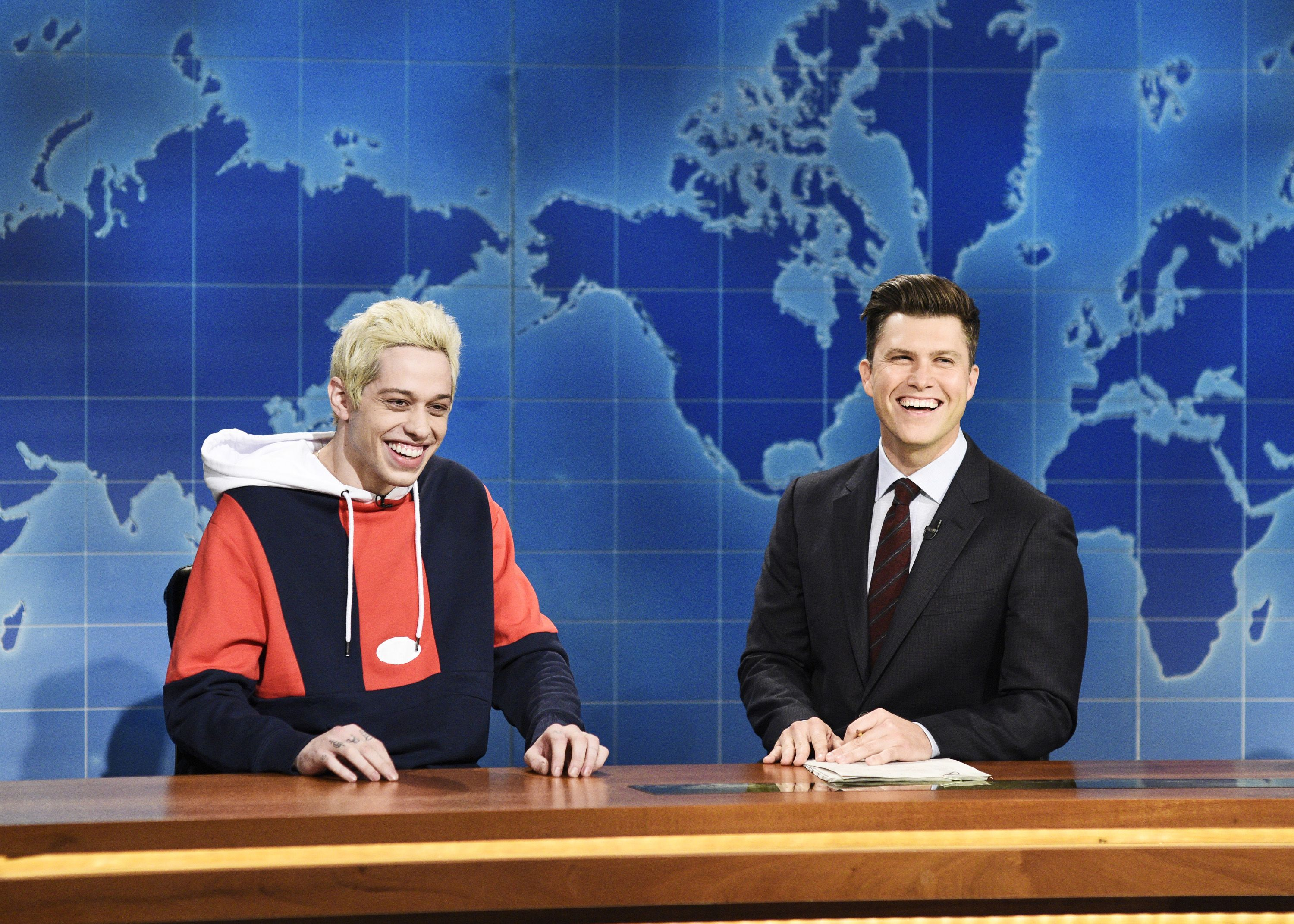 Why Pete Davidson Decided to Cut His Ariana Grande Breakup SNL Sketch
