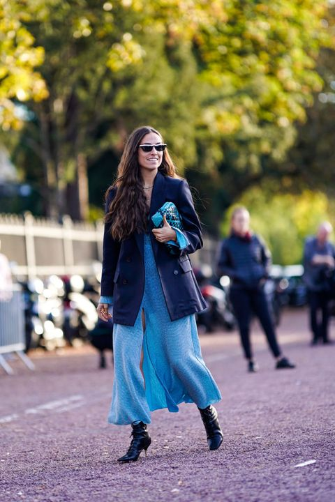 Blazer moda Primavera Estate 2020