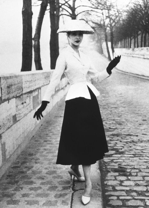 Charting Christian Dior's Most Iconic Looks Throughout The