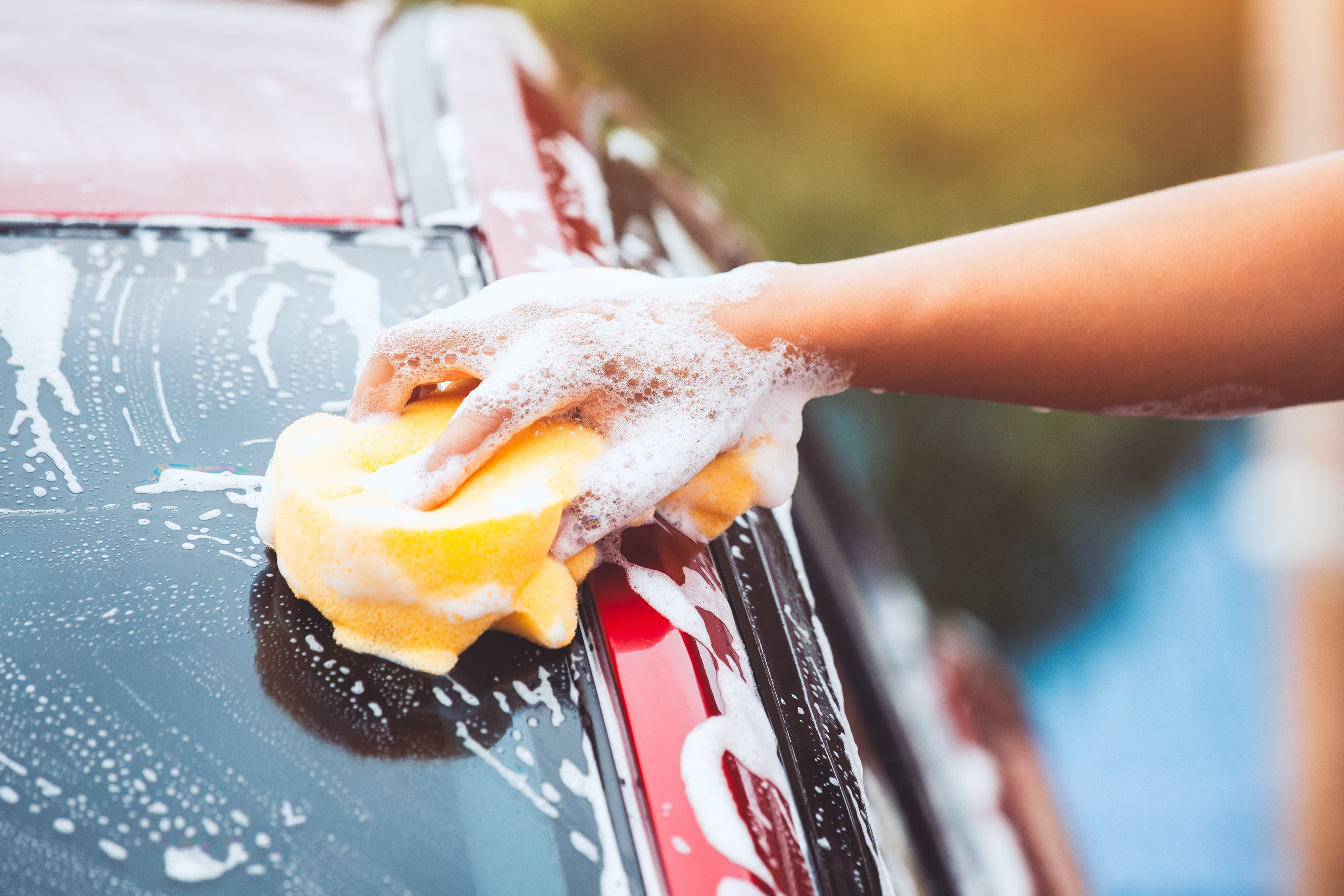 What Kind Of Soap To Wash A Car >> Best Soaps For Washing Your Car What Works Best What Doesn T