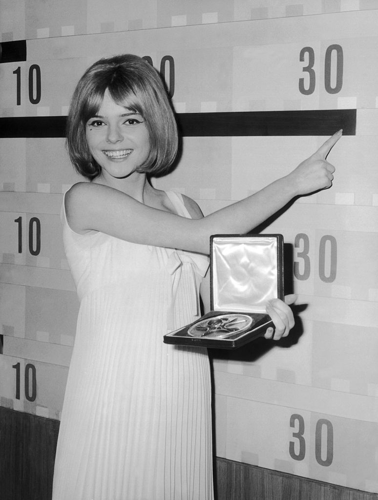 France Gall Eurovision Naples 1965