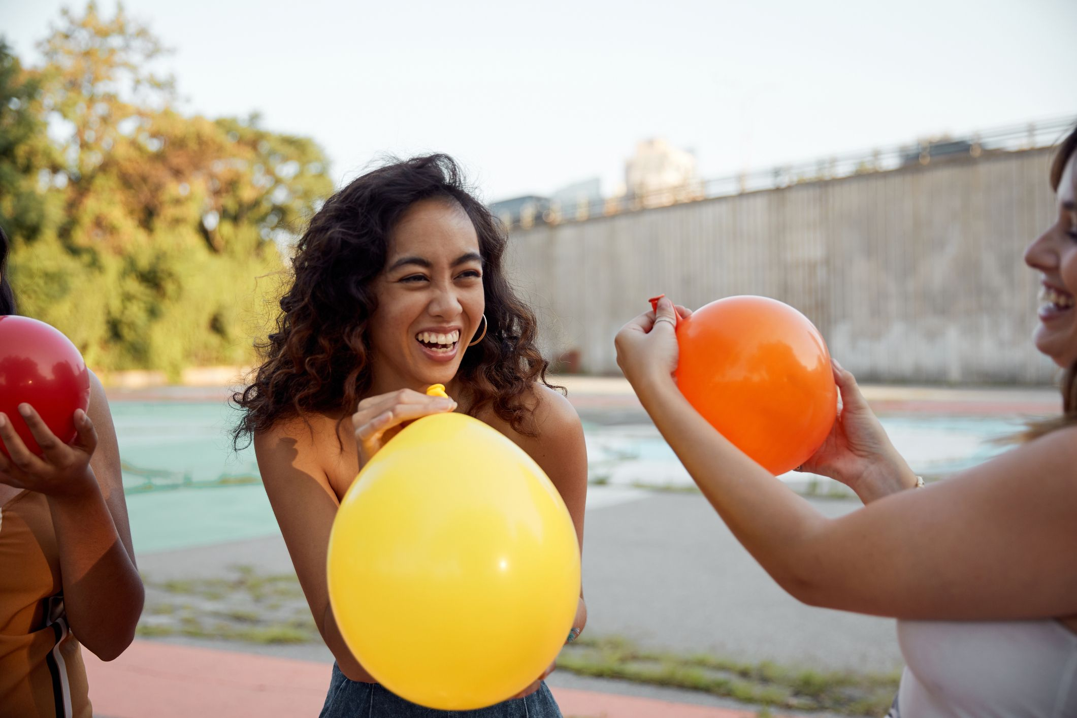 You Can Inhale Vodka From Balloons at Bars Now