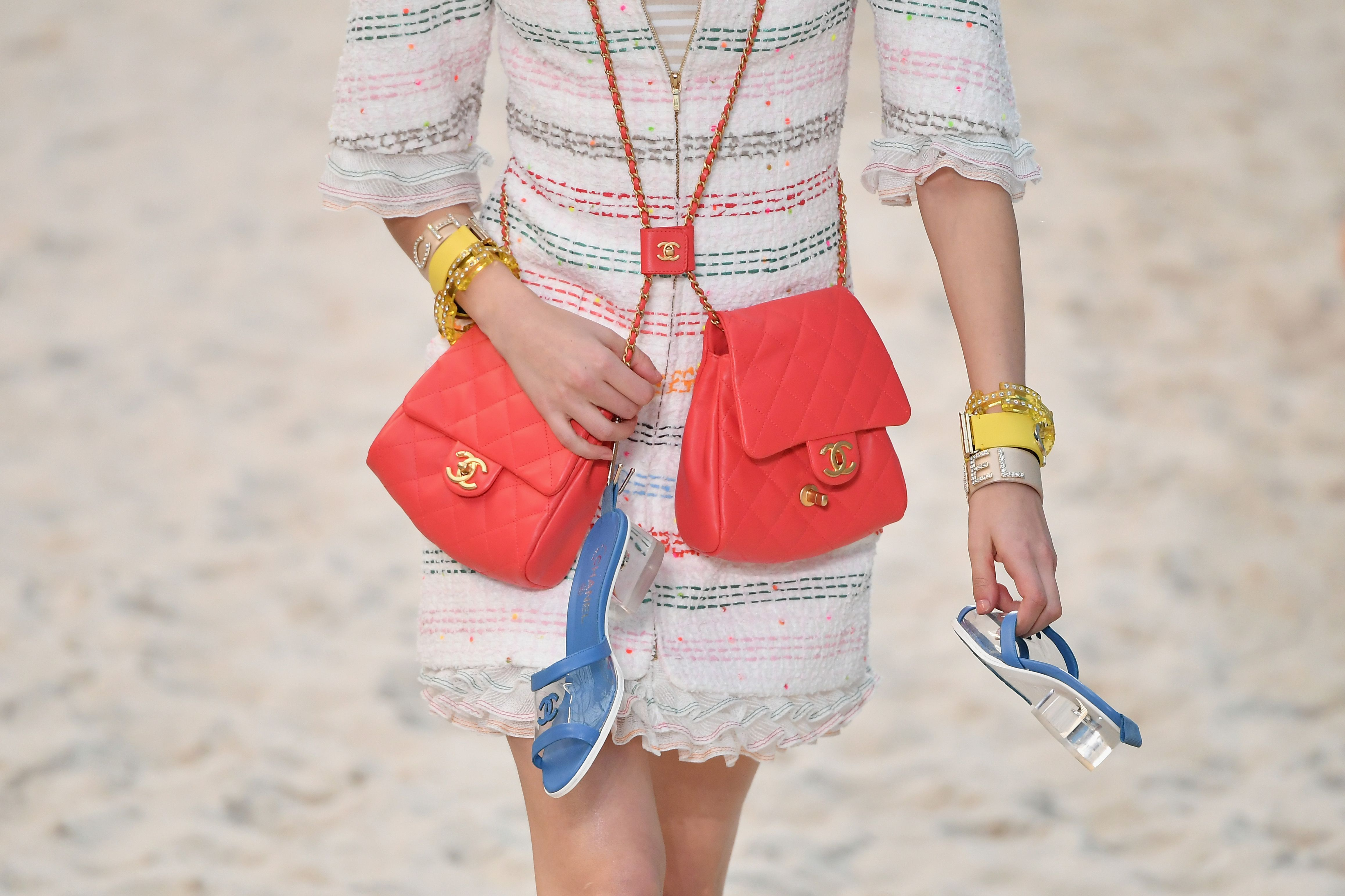 Chanel, 巴黎時裝週, 香奈兒,香奈兒包包,2019春夏,ELLE包打聽