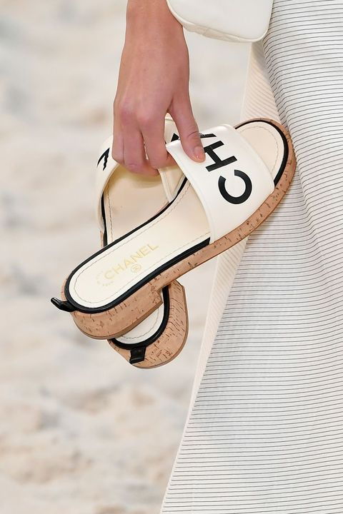 4babd96955ad Best Spring 2019 Runway Shoes - Spring 2019 Shoe Trends at Fashion Week