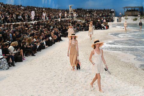 Fashion, People on beach, Fun, Summer, Beach, Winter, Dress, Sand, Tourism, Vacation,