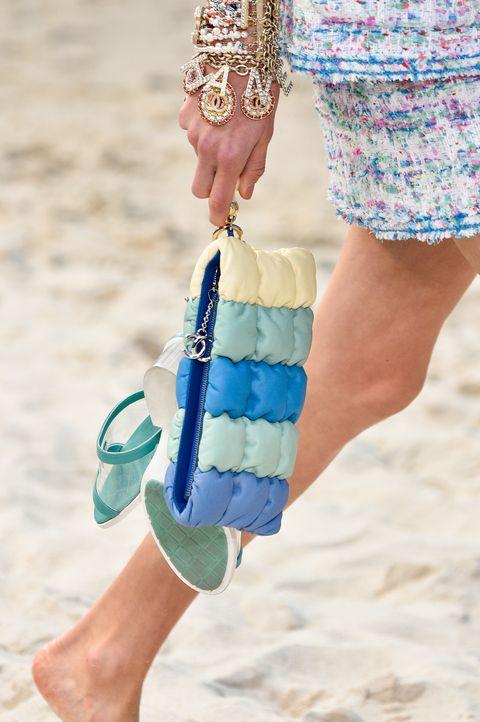 Fashion, Turquoise, Leg, Joint, Footwear, Street fashion, Waist, Shorts, Summer, Ankle,