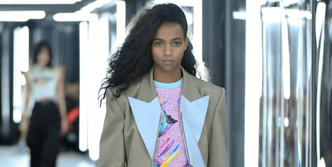 98cf6a21f9 See Every Look From Louis Vuitton Spring/Summer 2019 - Paris Fashion ...
